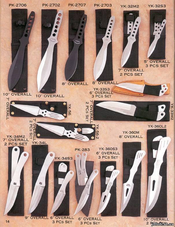 Ножи для метания своими руками 66